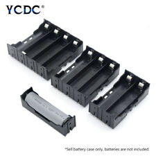 18650 Battery Storage Case Container Box Clip Holder With Leads Multi Ways 1-4x