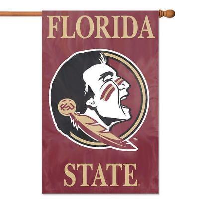 Florida State Seminoles FSU Flag House Banner 28