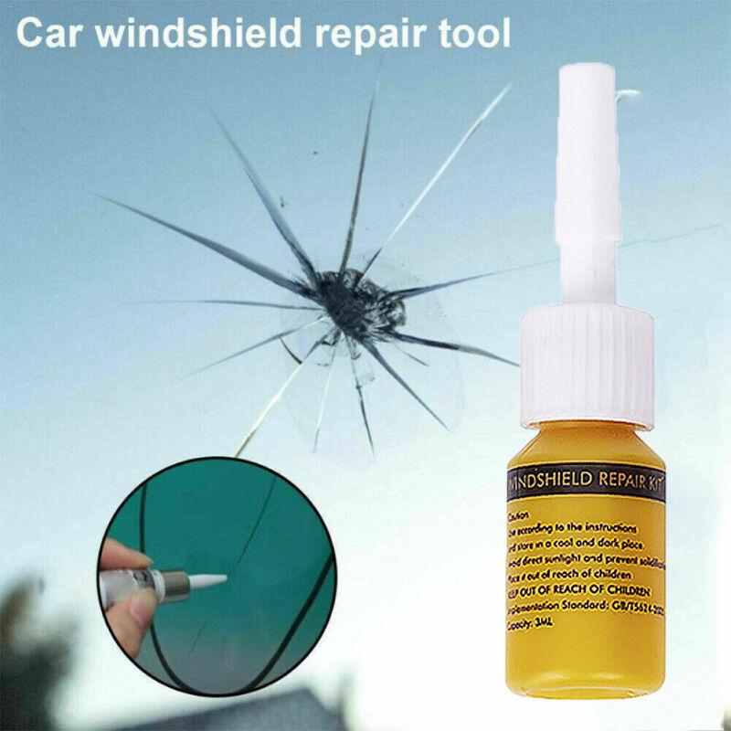 Automotive glass nano repair fluid - HOT 2019