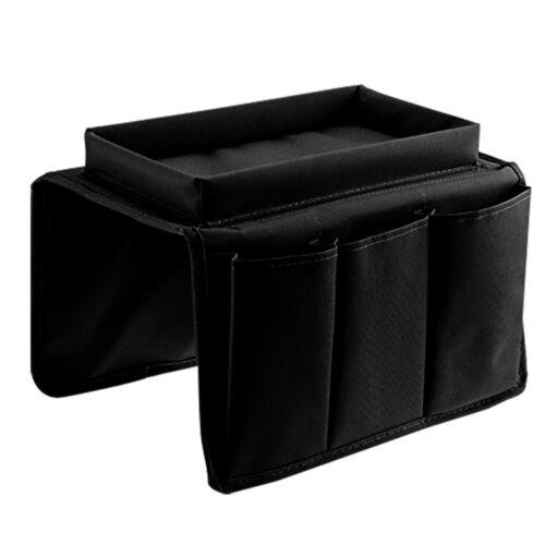 Couch Sofa Recliner Chair Arm Rest Storage Organizer