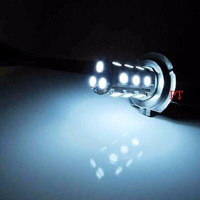 H7 (1 Pc) LED 18 SMD White Xenon 6000K Headlight Light Bulb Motorcycle Bike