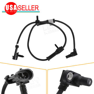 1 PC New ABS Wheel Speed Sensor Front Left & Right For 1993-2008 - Abs Sensor