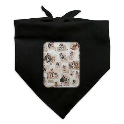 Cool Dudes Dogs in Outfits Dog Pet Bandana