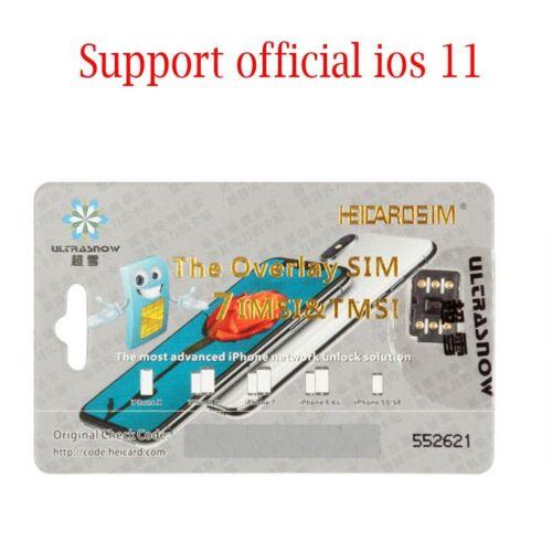New 4G Unlock GPP Turbo Sim Card for iPhone X 8 7 6S 6 Plus