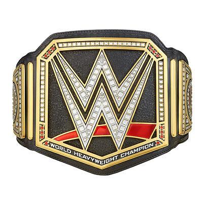 t Championship Commemorative Title Belt (2014) NEU Gürtel (Wwe World Heavyweight Championship)