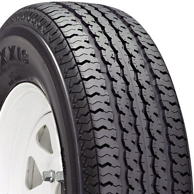 2 NEW 205/75-15 MAXXIS M8008 ST RADIAL TRAILER 75R R15 TIRES 10364 for sale  USA