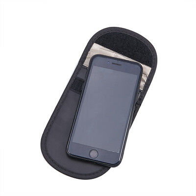Gps Signal Jammer - Cell Phone GPS Signal Blocker Jammer Case Anti Radiation Shield Card Bag Pouch