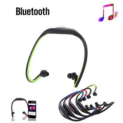 New STEREO Wireless Bluetooth Headset Headphones Sports for iPhone iPod Huawei Ipod Wireless Headset