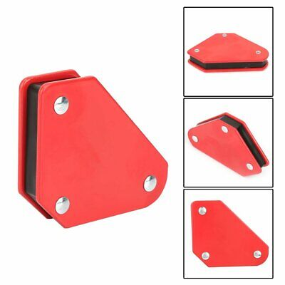 4pcs Welding Magnet Magnetic Square Welder Holder Arrow Clamp 45