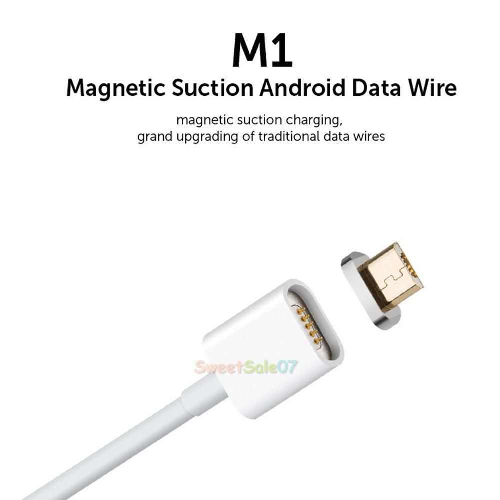 OEM 2.1A Micro USB Charging Cable Magnetic Adapter Charger For HTC LG Android