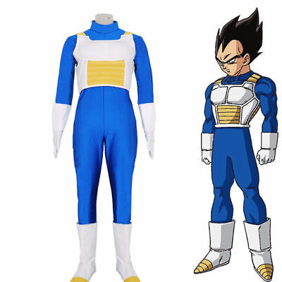 NEW Halloween Dragon Ball Dragon Ball Z Vegeta Costume Cosplay DD.2013