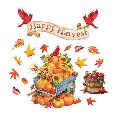 Happy Harvest Garage Door Magnets, by Collections - Happy Halloween Garage Door Magnets