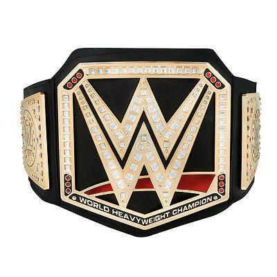Title 2017 *NEU* Gürtel Belt World Heavyweight *AUF LAGER* (Wwe World Heavyweight Championship)