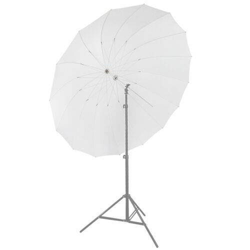 "Neewer 72""/185cm White Diffusion Parabolic Umbrella 16 Fiberglass Rib 7mm Shaft"
