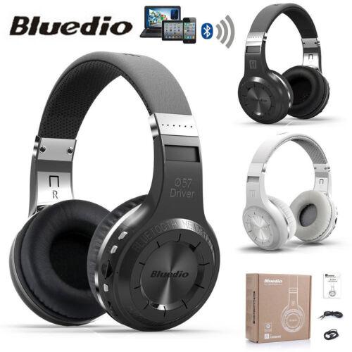 Bluedio Turbine H+ Plus Bluetooth Stereo Headset Wireless...