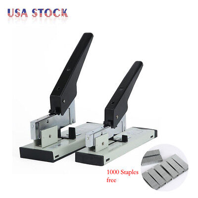 High Capacity Office Heavy Duty Stapler For 20 100 240 Sheets With 1000 Staples