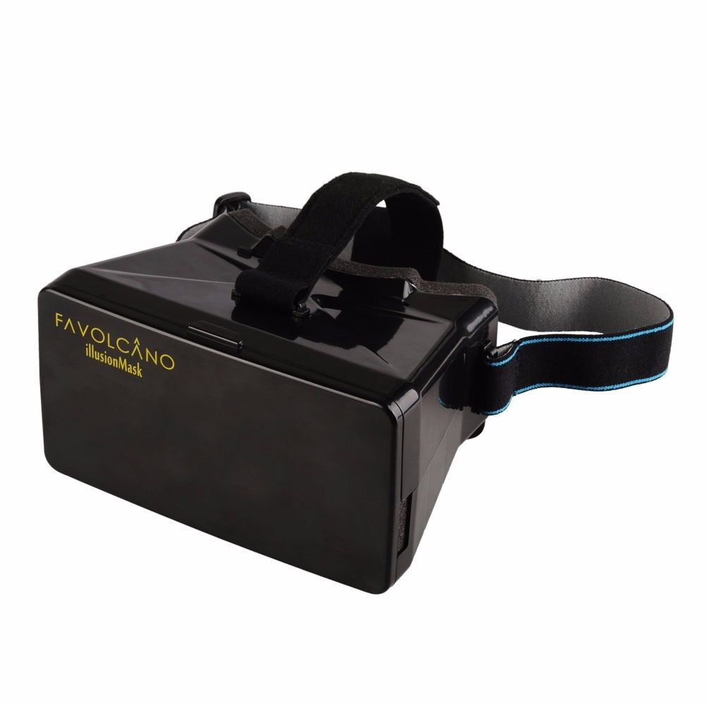 Iphone 5 5S 6 IllusionMask Virtual Reality 3D Video Glasses