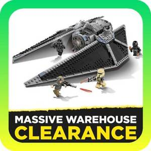 LEGO Star Wars TIE Striker 75154 Tullamarine Hume Area Preview