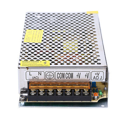 Ac 110-220v To Dc 12v 15a 180w Switch Power Supply Driver Adapter For Led Strip