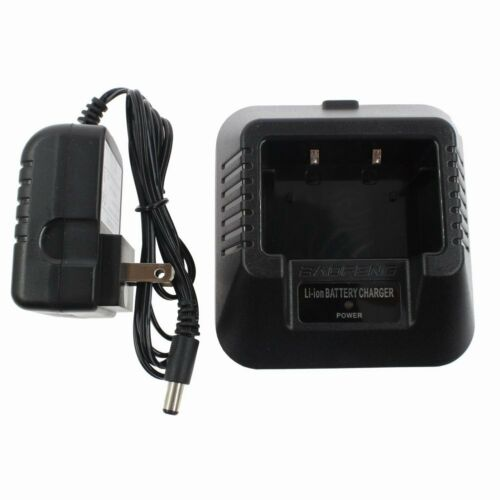 Baofeng Original Charger 100v-240v for BAOFENG UV-5R 5RA 5RB 5RC 5RD 5RE 5RE+