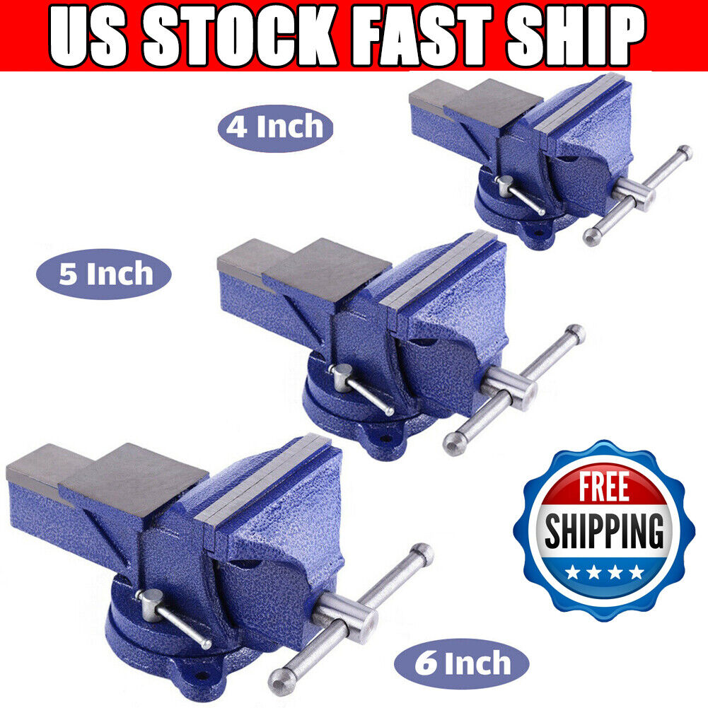 4/5/6Inch Universal Locking Base Craftsman Gunsmiths Bench T