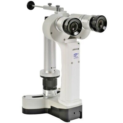 Portable Slit Lamp Led Bulb Portable Microscope For Pet Hospital Ophthalmology