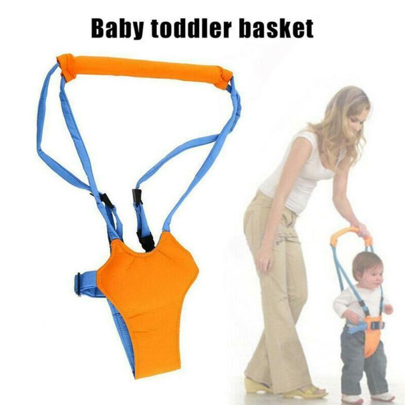 Baby Walking Learning Belt Toddler Assistant Leash Strap Harness Safety Harness