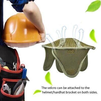 2pcs Hard Hat Sweat Cooling Band Air Cushioned Headband Hardhat Comfort Pad