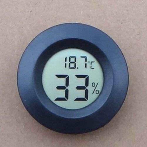 Mini Digital LCD Indoor Thermometer Temperature Humidity Meter Hygrometer Tool