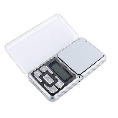 500g/0.1g LCD Pocket Digital Scale Kitchen Jewelery Weight Balance Baking Tool