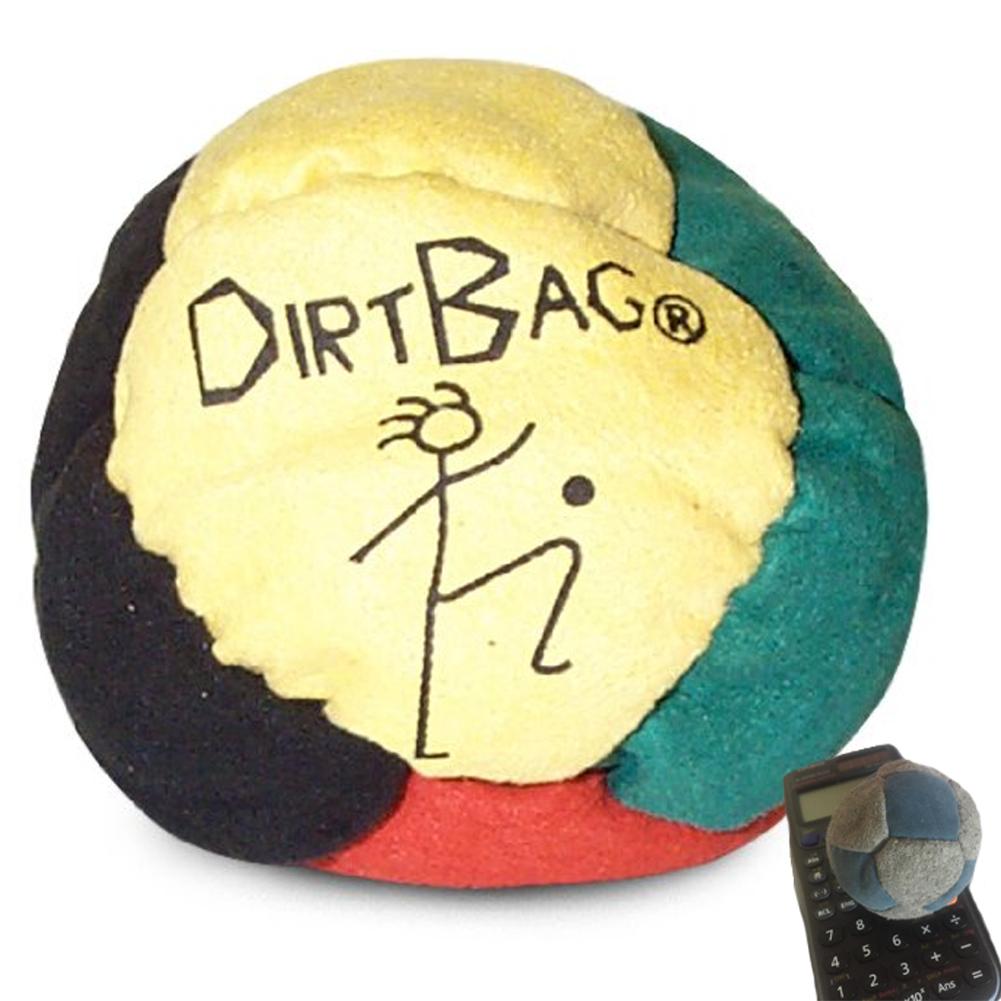 World Footbag Dirtbag Stellar Staller Hacky Sack Footbag