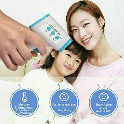 Babyadult Non-contact Infrared Digital Forehead Thermometer Temperature Gun