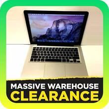 "Apple Macbook Pro 13.3"" Intel Core i5 4GB 500GB OSX Yosemite Tullamarine Hume Area Preview"