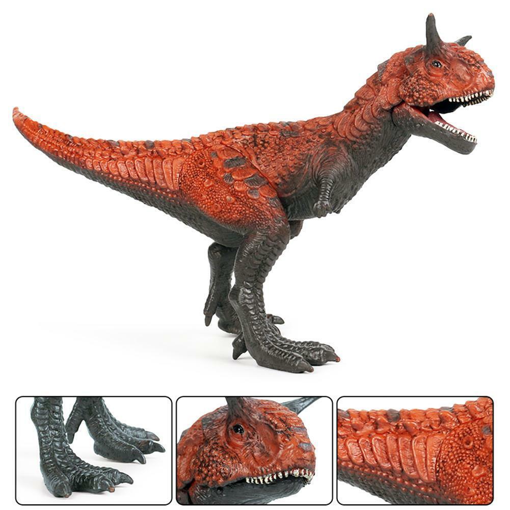UK Mosasaurus Dinosaur Animal Model Figure Kid Toy PVC Soft Simulation Gift 45cm