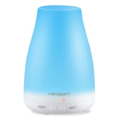 URPOWER 2nd Version Essential Oil Diffuser Aroma Essential O