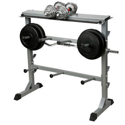 Soporte para barras de pesas bastidores de peso maxima carga 300kg