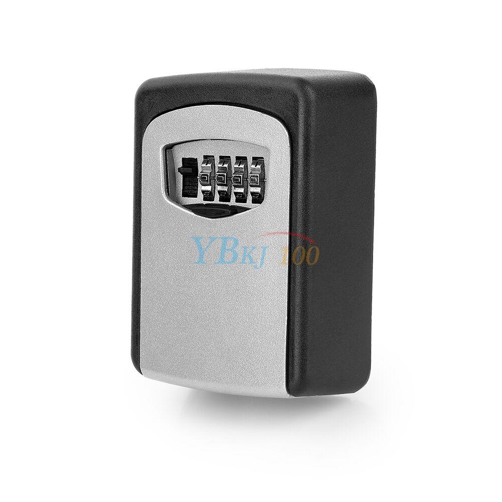 schl sselsafe schl sselbox schl sseltresor keysafe keybox 4 digit zahlencode neu ebay. Black Bedroom Furniture Sets. Home Design Ideas