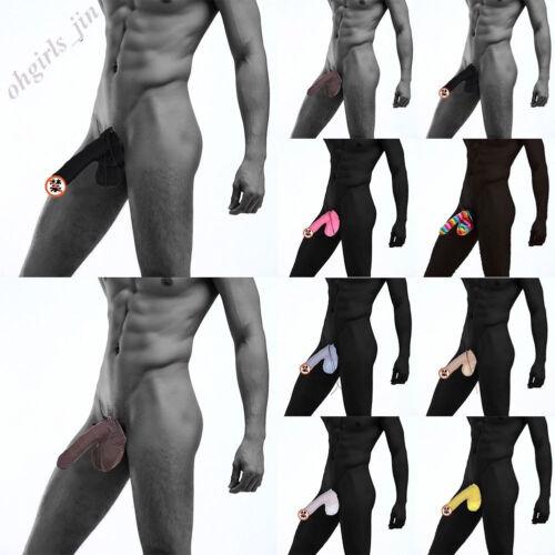 Sexy Herren Sock Penishülle Slip String Männer Tanga Unterhose Reizwäsche Thong