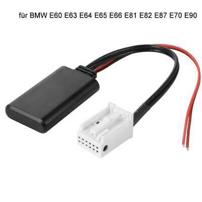 Bluetooth Aux in Adapter passend für BMW E60 E63 E64 E65 E66 E81 E82 E87 E70 E90, gebraucht gebraucht kaufen  Bremen
