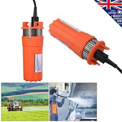 Submersible Deep Well Water DC Pump Alternative Energy Solar Powered UK Stock