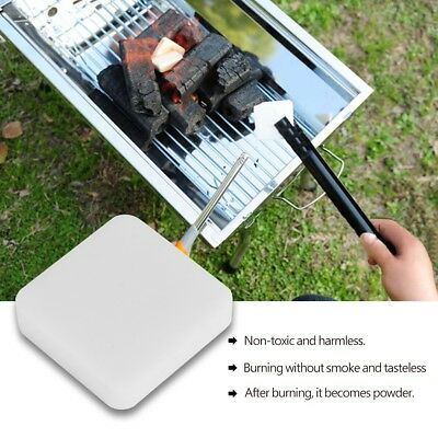 8x Solid Fuel Tablet Blocks Stove Cooking Camping Survival Hexamine Dry Alcohol