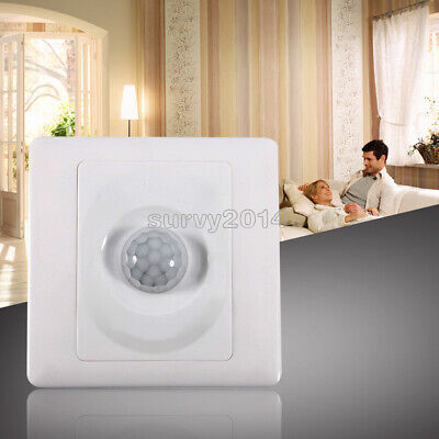 High Sensitive Pir Infrared Sensor Switch Body Ir Motion Sensor For All Lamps