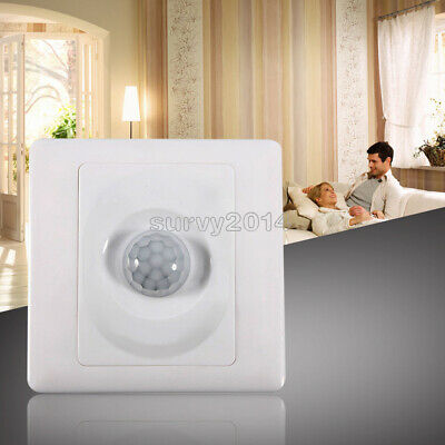 High Sensitive Pir Infrared Sensor Switch Body Ir Motion Sensor For All Lamps