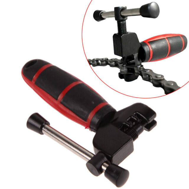 Cycling Bicycle Bike MTB BMX Steel Chain Splitter Cutter Breaker Repair Tool