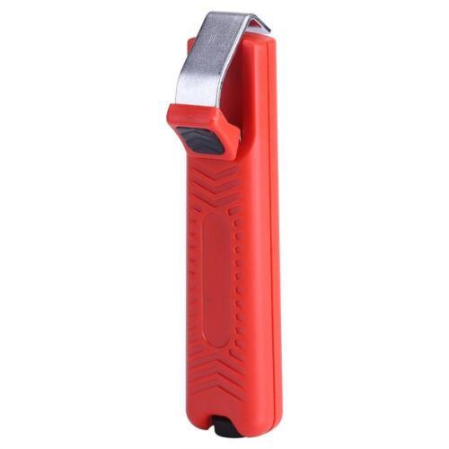 Mini Kabelmesser 8-28mm Kabelentmantler Abisolierer Gummi Werkzeug N2P8 für G3H7