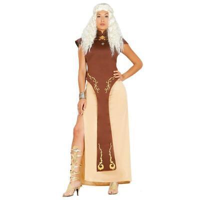 Daenerys Targaryen Game of Thrones Style Khaleesi Fancy - Daenerys Targaryen Khaleesi Kostüm