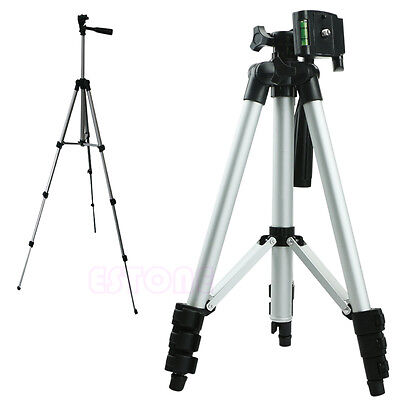 Aluminium Camera Monopod Tripod Stand For Nikon Canon Cameras Camcorder /Bag New