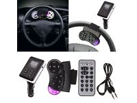 Handsfree Kit + MP3 Player and FM Transmitter