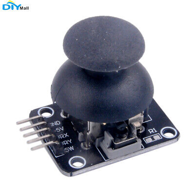 Diymall Ps2 Breakout Module Shield Joystick Axis Game Controller For Arduino