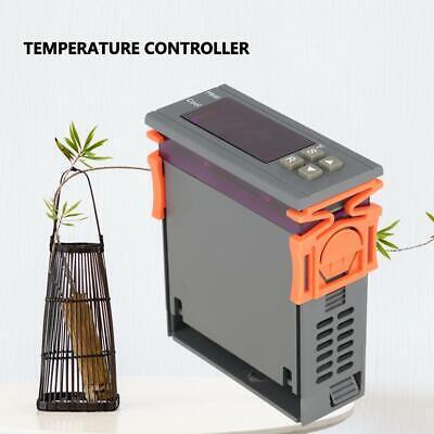 10a220v Wh1210f Digital Temperature Controller Temp Sensor Thermostat Control
